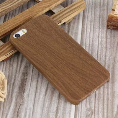 coque iphone 5S en bois